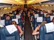 У 2015 році припинили польоти 53 авіакомпанії