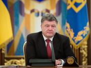 Порошенко просит Раду отменить отсрочку введения электронного декларирования до 2017