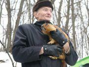 Харьковского сурка Тимку заставили сделать не только прогноз прихода весны, но и курса доллара