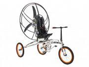 В Британии поступил в продажу первый летающий велосипед Paravelo Xplore Air