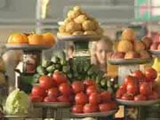 За три недели плодоовощная продукция в Украине подешевела на 9,7%