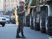 Яценюк рассказал, как прошла реформа армии в Украине