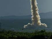 SpaceX показала снимок планируемой к запуску сверхтяжелой ракеты