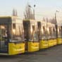 У Києві збільшиться кількість громадського транспорту