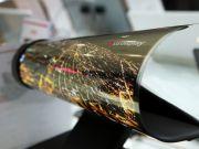 LG Display створила гнучкий 18-дюймовий OLED-дисплей, який можна скрутити в трубочку