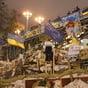 У центрі Києва на Грушевського розібрали частину барикад: революція закінчилася?