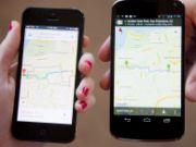Google сделал возможным обмен информацией между Android и iOS