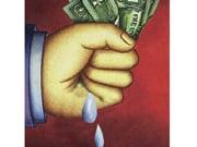 Прощай доллар - валюта при переводах внутри Украины будет зачисляться на счета получателей в гривнах