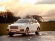Кроссоверы Bentley Bentayga отзывают в России