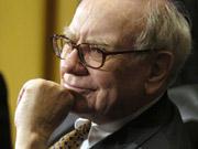 Баффет сократил доли в Goldman Sachs и Wal-Mart, увеличив в IBM