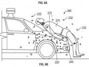 """Google запатентовал """"липкий"""" слой для защиты пешеходов при ДТП"""