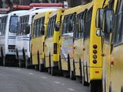 Киевские власти планируют запустить электронный билет в маршрутках