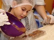 Украина в феврале экспортировала шоколада на 9,3 миллиона долларов