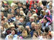Який відсоток українців вважає, що влада веде країну в хибному напрямку (опитування)