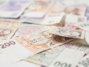 В Чехии сократилось количество фальшивых денег