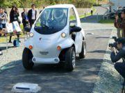 В Японии создали электромобиль без аккумуляторов