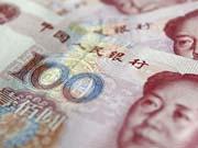 Юань зміцнився у вівторок на тлі інтервенцій китайського Центробанку