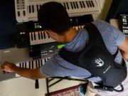 Создан рюкзак, который позволяет прочувствовать звук