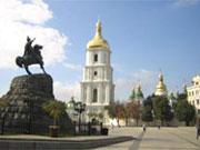 За полгода года Киев посетили 700 тыс. иностранных туристов