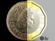 Британський фунт змінить свою форму