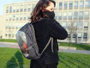 Студенты из Нидерландов изобрели рюкзак, вырабатывающий чистый воздух