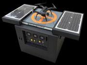 Dronebox позволит дронам месяцами работать без вмешательства человека (видео)