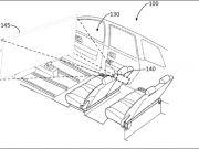 Ford запатентовала кинотеатр для самоуправляемых автомобилей
