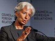 Лагард заявила о готовности остаться главой МВФ на второй срок