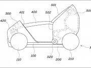 Hyundai отримав патент на складаний міський автомобіль