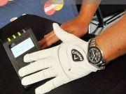 Перчатки для гольфа станут платежным инструментом