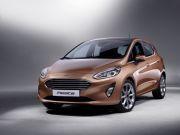 Ford показал новую Fiesta