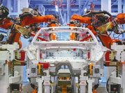 У Німеччині роботів все більше, а дефіцит кадрів - все гостріший