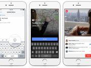 Прямые трансляции в Facebook стали доступны пользователям iPhone