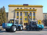 Харьковский тракторный завод возобновляет работу