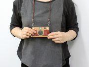 Бумажная камера толщиной 6 мм способна делать снимки и записывать видео