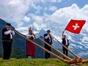 В Швейцарии закончилась длившаяся рекордные 25 месяцев дефляция