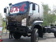 Военным предложат современный аналог ГАЗ-66