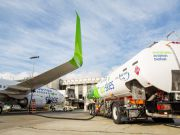 Известная авиакомпания перешла на биотопливо в регулярных рейсах