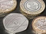 Великобританія прощається з круглою монетою в 1 фунт Finance.ua