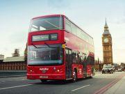 Лондонские автобусы переходят на электротягу и водород