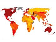 5 самых несчастливых стран