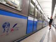 Московский метрополитен будет применять систему автопилотирования