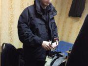 В Киеве задержали командира роты патрульной полиции за присвоение 11 тысяч долларов