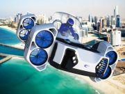 Neva Aerospace представив концепт персонального літака AirQuadOne