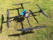 Квадрокоптер Endure 1 совершил перелёт через Ла-Манш (видео)