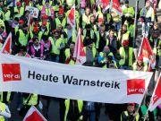 В Германии с начала года было вдвое больше забастовок, чем за весь 2014 г.