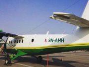 В Непале обнаружили обломки пропавшего самолета