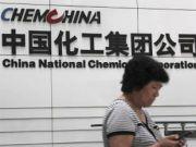 Найбільше поглинання в історії китайських компаній: ChemChina хоче купити швейцарську Syngenta