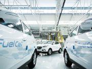 Hyundai проектирует новый автомобиль на топливных элементах