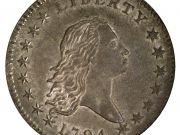 В Лондоне продают серебряный доллар за 10 миллионов